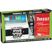 Over the Hill Pharmacy Set 4pc