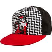 Harley Quinn Baseball Hat