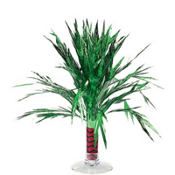 Mini Palm Tree Centerpiece 8in