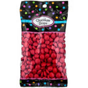 Red Chocolate Drops 380pc