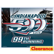Indy 500 Decal