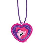 Pinkie Pie Lip Gloss Necklace - My Little Pony