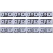 Play Money Pads 12ct