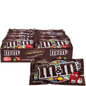 Milk Chocolate M&M's Pouches 36ct