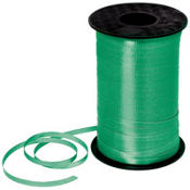 Green Curling Ribbon 350yds