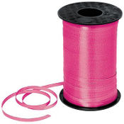Magenta Curling Ribbon 350yds