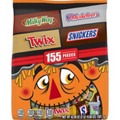 Chocolate Mars Minis Mix 165ct