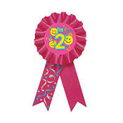 2nd Birthday Smile Award Ribbon
