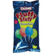 Jumbo Fluffy Stuff Cotton Candy