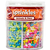 Animal and Star Sprinkles