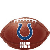 Indianapolis Colts Foil Balloon 18in