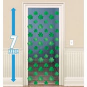 Shamrock String Decorations 7ft 6ct
