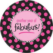 Another Year of Fabulous 30 Party Supplies
