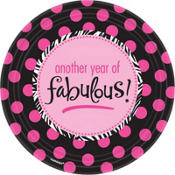 Another Year of Fabulous Party Supplies
