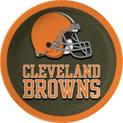 NFL Cleveland Browns Party Supplies
