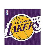 Los Angeles Lakers Party Supplies