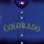 Colorado Rockies Party Supplies