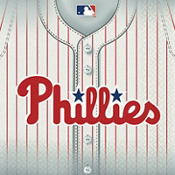 MLB Philadelphia Phillies Party Supplies