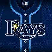 Tampa Bay Rays Party Supplies