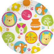 Winnie The Pooh Baby Shower Party Supplies