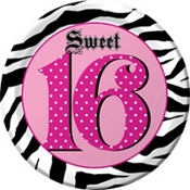 Super Stylish Sweet 16 Party Supplies