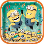 Despicable Me 1st Birthday Party Supplies
