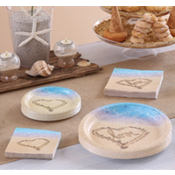 Beach Love Bridal Shower Party Supplies