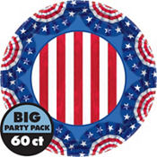 American Pride Patriotic Party Supplies