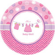 Girl Baby Shower Supplies - Shower With Love