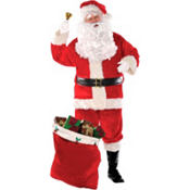Adult Imperial Santa Suit