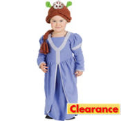Baby Princess Fiona Costume - Shrek The Third