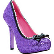 Purple Princess Shoes
