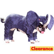 Animal Planet Elephant Dog Costume