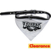 Philadelphia Eagles NFL Dog Collar Bandana