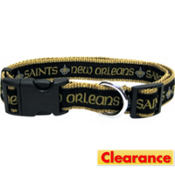 New Orleans Saints NFL Dog Collar