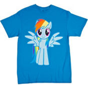 Rainbow Dash My Little Pony T-Shirt