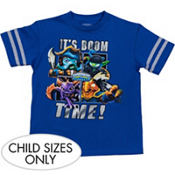 It's Boom Time Skylanders T-Shirt