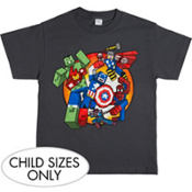 Marvel Digibattle T-Shirt