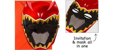 Power Rangers Party Supplies Power Rangers Birthday Party City – Power Ranger Party Invitations