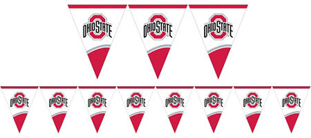 Ohio State Buckeyes Party Supplies - Party City