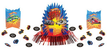 Hot Wheels Centerpiece 9in