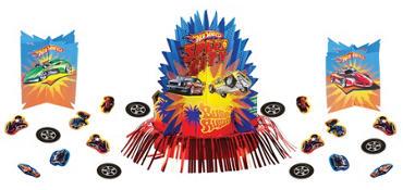 Hot Wheels Centerpiece 9in