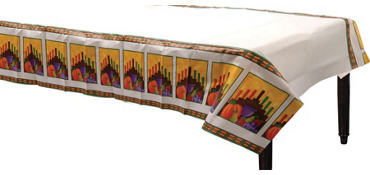 Kwanzaa Paper Table Cover