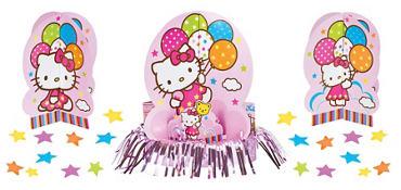 Hello Kitty Centerpiece Kit 23pc