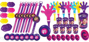 iCarly Favor Pack 48pc