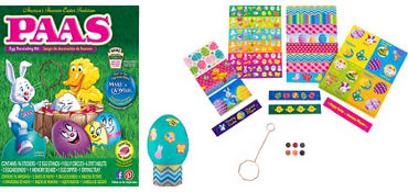 Easter Egg Decorating Activity Kit