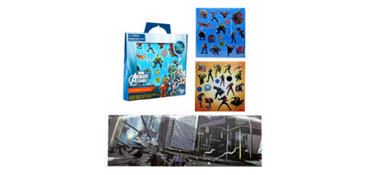 Avengers Sticker Activity Kit