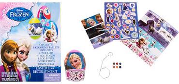 Frozen Easter Egg Decorating Kit