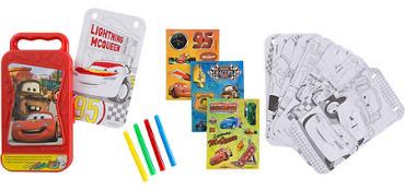 Cars Sticker Activity Box