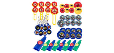 Justice League Favor Pack 48pc